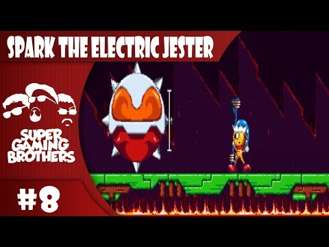 SGB Play: Spark the Electric Jester - Part 8 | Mechanical Wonder Ball. Yay.