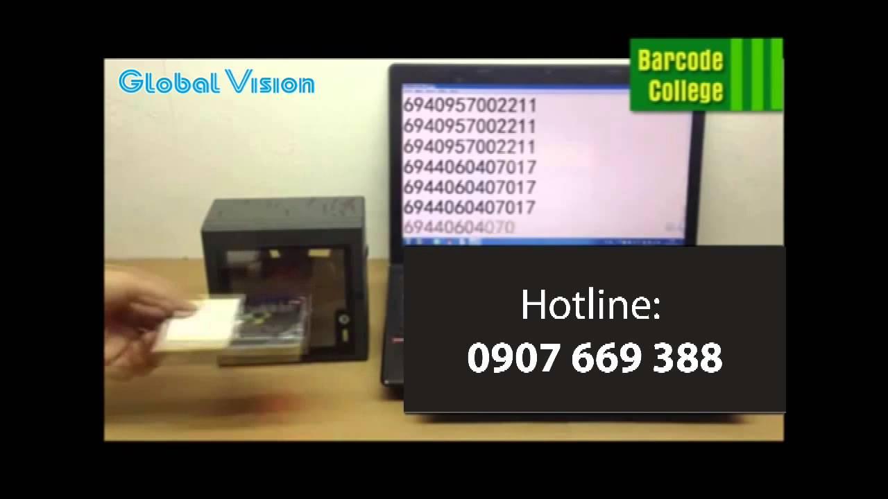 U C M Vch Motorola Symbol Ls7808 Youtube
