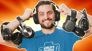 The BEST Wireless Gaming Headset and the worst