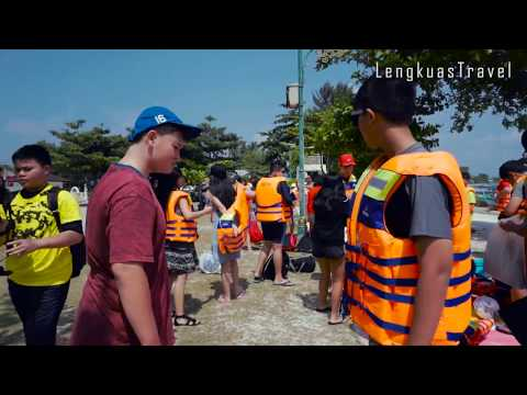 SMP GLOBAL SEVILLA GOES TO BELITUNG (LENGKUAS TRAVEL)
