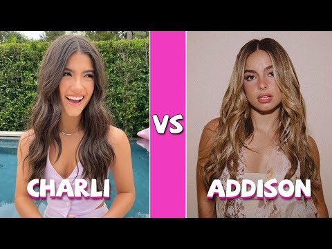 Charli D'amelio Vs Addison Rae TikTok Dances Compilation (Part 2)