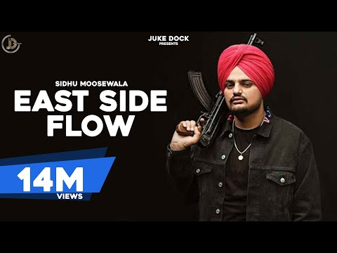 East Side Flow ( Lyrical Video ) Sidhu Moose Wala | Byg Byrd | Sunny Malton | Teggy | Juke Dock |