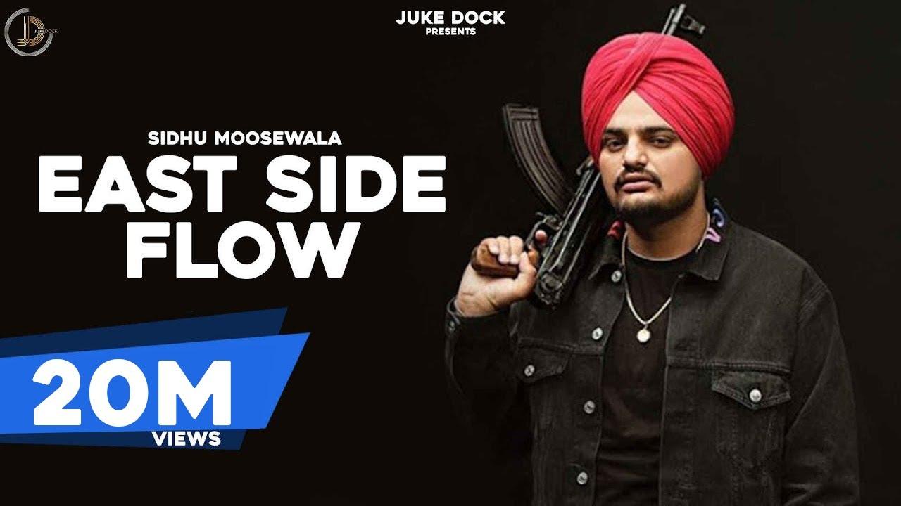 East Side Flow ( Lyrical Video ) Sidhu Moose Wala | Byg Byrd | Sunny Malton | Teggy | Juke Dock |