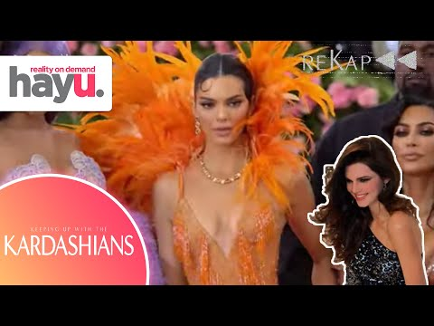 Kendall's Modelling Journey | Season 1-19 | reKap | Keeping Up With The Kardashians
