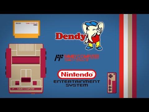 Эмулятор Денди (NES) в Recalbox