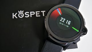 KOSPET PRIME Full Android Smartwatch - Big Screen - Big Battery - Any Good?