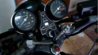 Honda Cb400d Super Hawk Iii