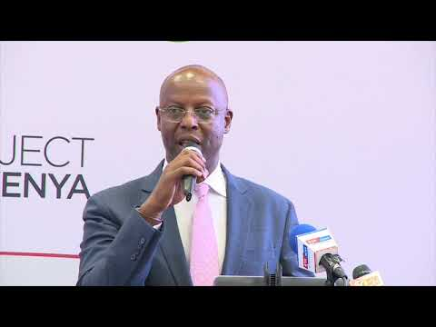 Andrew Kamau PS, Ministry Of Petroleum & Mining On Building Oil Refinery