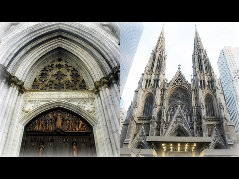 NEW YORK VLOG: St Patrick's Cathedral