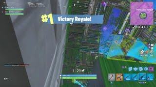 FORTNITE BUGGY GLITCH FOR THE WIN