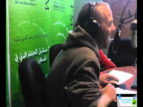 Allforpeace  Radio   Jerusalem   Radio Katamon  12 03 15