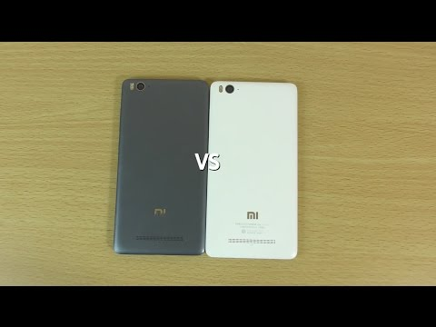 Xiaomi Mi4C VS Mi4I - Benchmark Speed Test