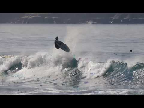 Weekend Wars - Big Sur Surfing