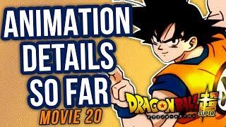 Dragon Ball Movie 20 Animation Details So Far (& Yuya Takahashi's Thoughts!)