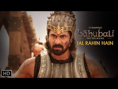 Jal Rahin Hain | Baahubali - The Beginning | Maahishmati Anthem | Singer - Kailash Kher