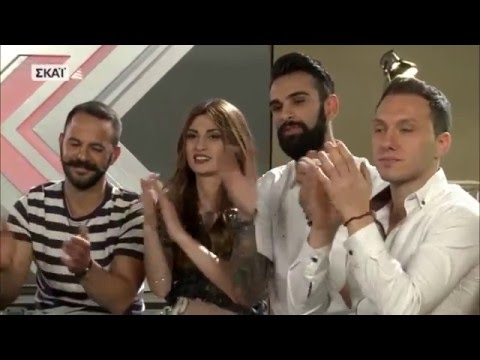 x factor greece 2016 four chair challenge overs full episode