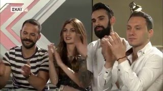 X FACTOR GREECE 2016 | FOUR CHAIR CHALLENGE | OVERS | FULL EPISODE(Αυτοί είναι οι τέσσερις διαγωνιζόμενοι που κατάφεραν να ανταπεξέλθουν στην πιο δύσκολη διαδικασία του..., 2016-05-13T20:43:16.000Z)