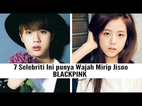 Menurut Fans, 7 Selebriti Ini Punya Wajah Yang Mirip Dengan Jisoo BLACKPINK, Setuju?