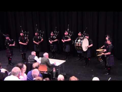 1st Royal Tank Rgmt G3 Full Bands Broxbourne 2013