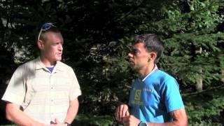 Tofol Castanyer Pre-2015 Ultra-Trail du Mont-Blanc Interview