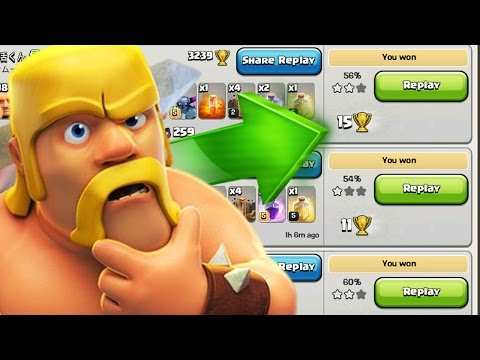 Clash Of Clans | NEVER FAIL ATTACK STRATEGY!?! Champions League So Many Wins!