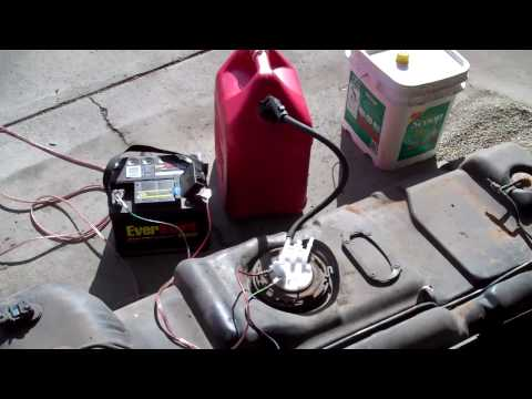 how to test a fuel pump relay on a 2002 gmc yukon denali. Black Bedroom Furniture Sets. Home Design Ideas