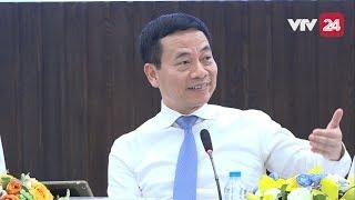 Bộ trưởng Nguyễn Mạnh Hùng: VN cần có mạng xã hội riêng khác Facebook| VTV24