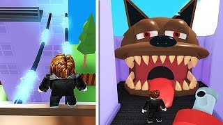 DE BOZE HOND MAG ONS NIET PAKKEN! (ROBLOX ESCAPE THE PET STORE)