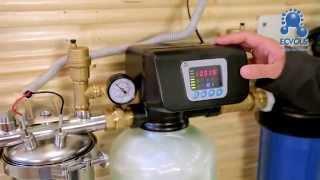 видео Очистка воды в коттедже
