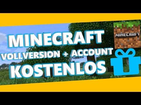 Minecraft Vollversion + Account KOSTENLOS !!! | Deutsch | TiBe STUDIOS