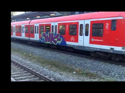 """Trains from Munich"" January 2015"
