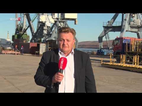 Итоги навигации 2019 Ленского речного порта