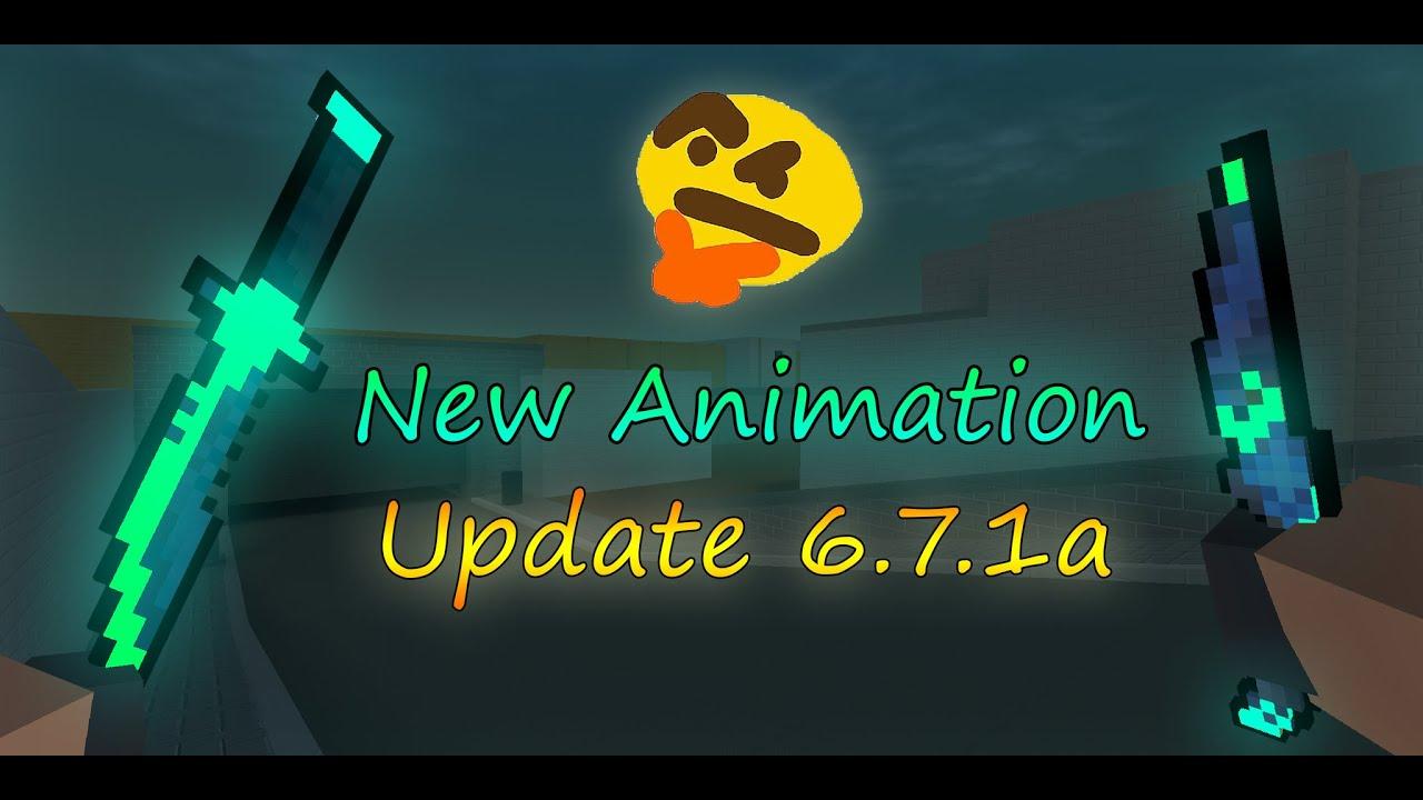 Update 6.7.1a - Block Strike Beta