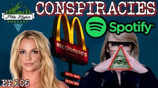 Pop Culture Conspiracies Part I - Podcast #106
