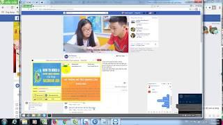 Hướng Dẫn Thu Thập Email + SĐT Facebook - Phần Mềm Convert UID Sang SĐT