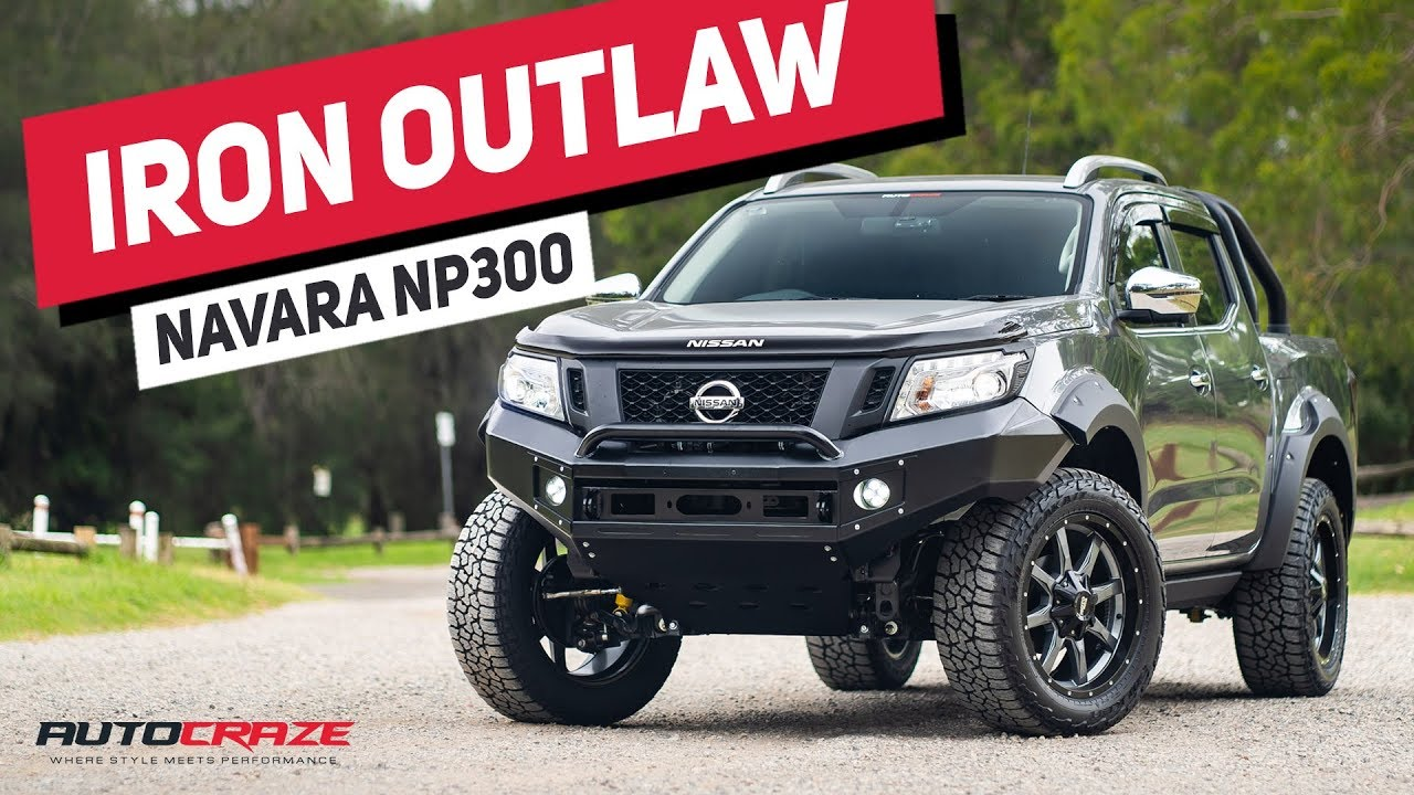 OUR BIGGEST NISSAN NAVARA BUILD EVER (Modified NP300 Build ...