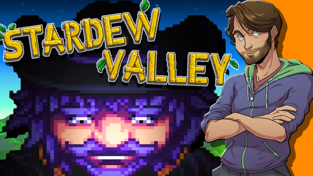 Stardew Valley Review - SpaceHamster