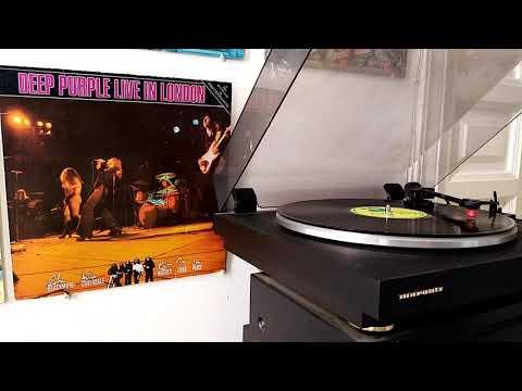 DEEP PURPLE: Lay down, stay down - (Album: Live in London - 1982)