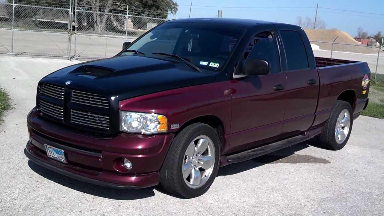 2003 Dodge 1500 Ram Quad Cab Heads And Cam Pulls Plus Burn