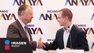 La elección se juega entre Ricardo Anaya y AMLO: Castañeda...