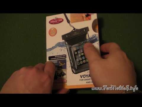 Unboxing cover Cellular Line Voyager per smartphone e iPhone - esclusiva mondiale !