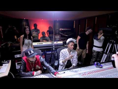 DJ Felli Fel - Reason to Hate f. Ne-Yo, Tyga, Wiz Khalifa (Official Behind The Scenes)