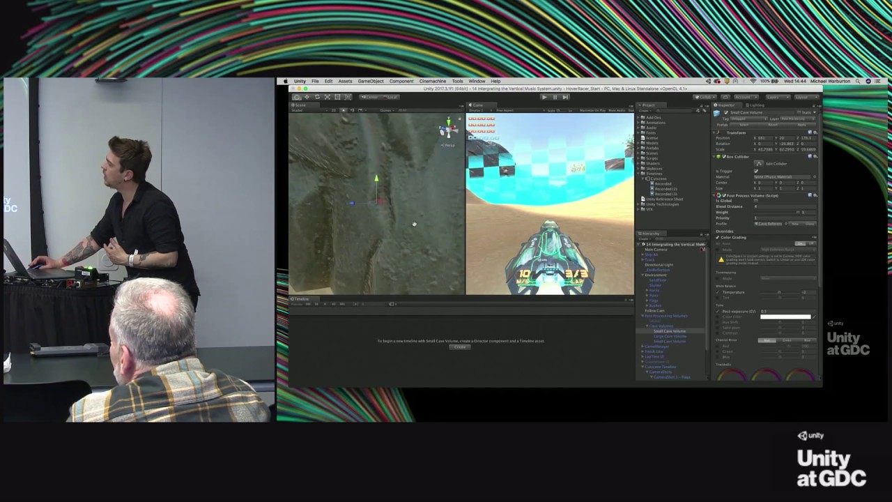 Unity at GDC - Unity Training Workshop preview: Stunning visuals - A  workflow for artists