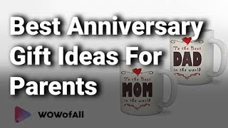 Best Anniversary Gifts Ideas For Parents In India: Complete List With Features, Price Range &details