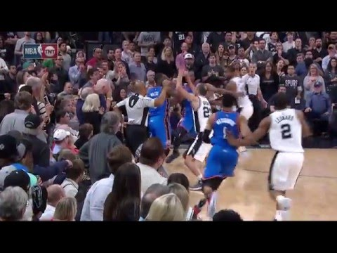 Inside The NBA: Thunder-Spurs What Had Happened Was