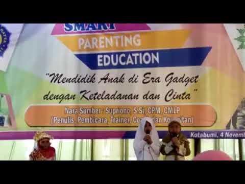 Siswa-Siswi SD Sukarno Hatta Beraksi