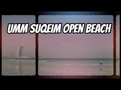 UMM SUQEIM OPEN BEACH   DUBAI   UAE   GWENCHY LOVE