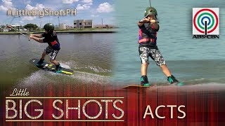 Little Big Shots Philippines: Jet | 12-year-old Kiddie Wakeboarder