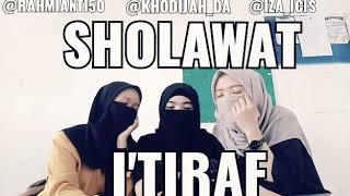 Download Mp3 I'titaf Versi 3 Srangkai Iza Ijah Rahmi Khodijah_da