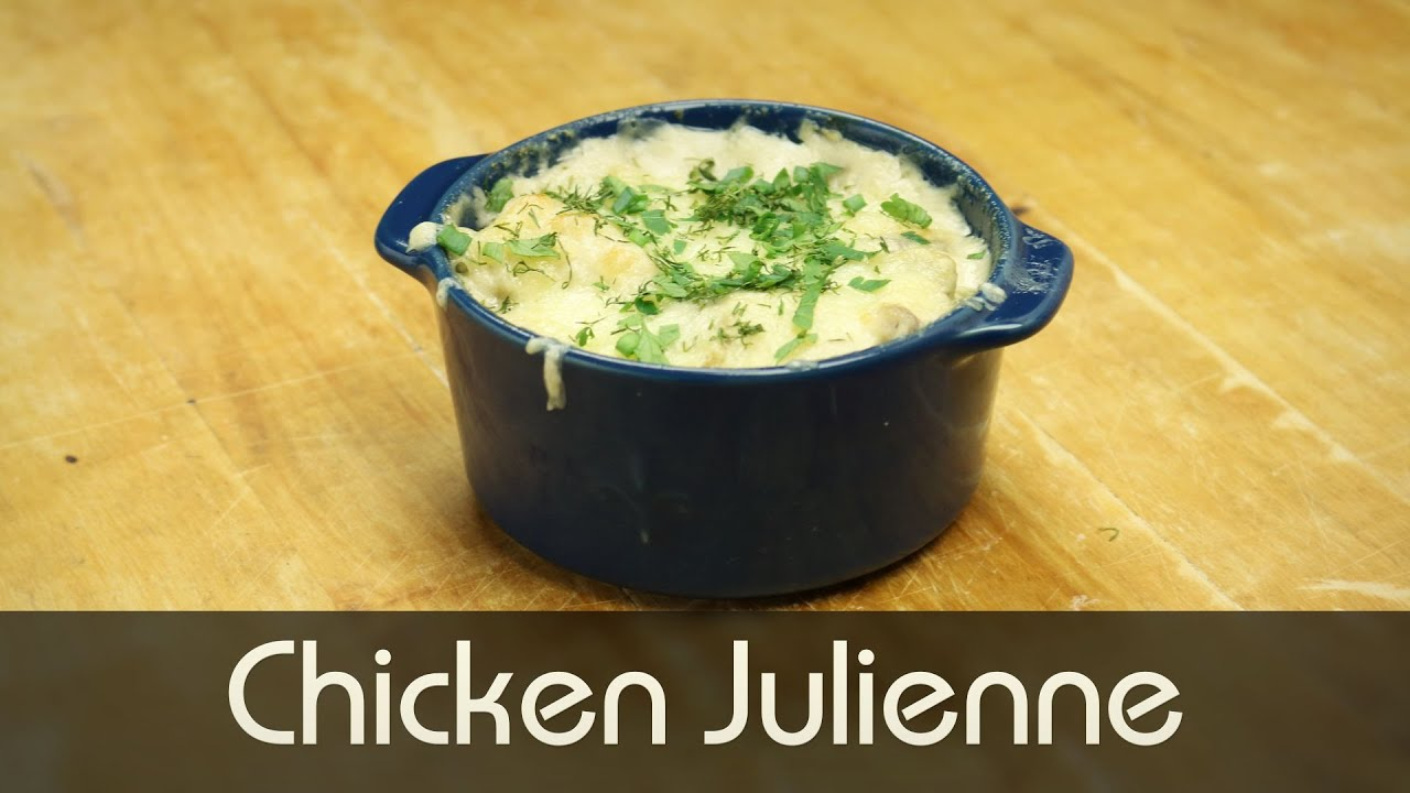 How to cook chicken julienne 41